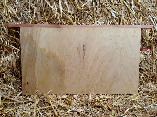 Dummy Board Brood - Red Cedar