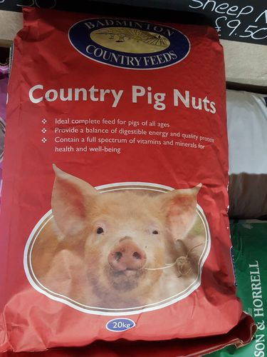 Country Pig Nuts 20kg
