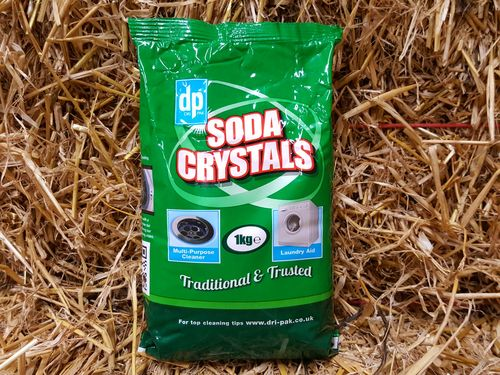 Soda Crystals 1kg bag