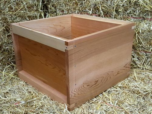 National Deep Brood (14x12) Cedar