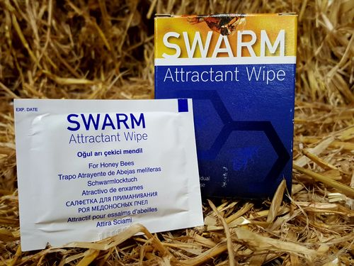 Swarm Attractant Wipes pack of 10