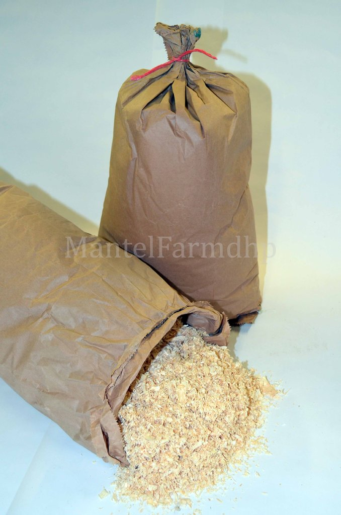 Shavings Large Bag For Bedding Poultry For Sale