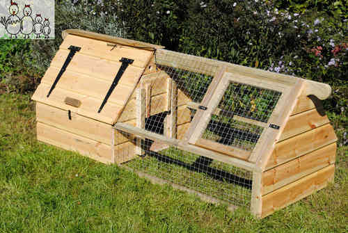 Sussex Broody Coop / Ark Poultry House Small Pet House