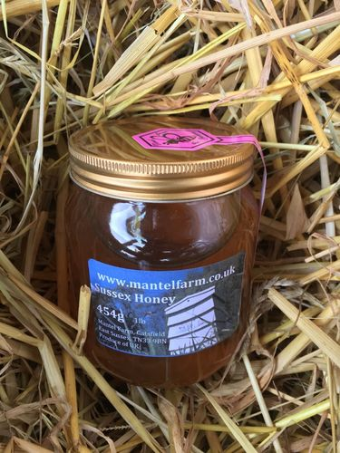 Local Honey 454g / 1lb