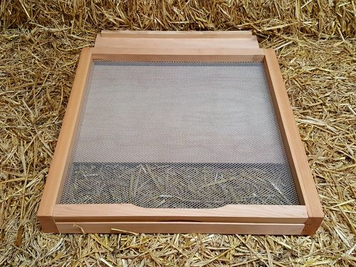 National Open Mesh Floor Cedar