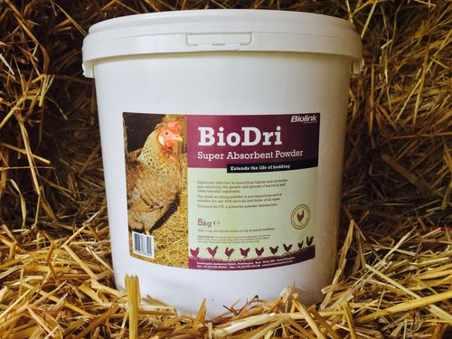 BioDri Super Absorbent Powder 5kg