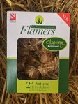 Flamers Natural Firelighters - 24 Pack