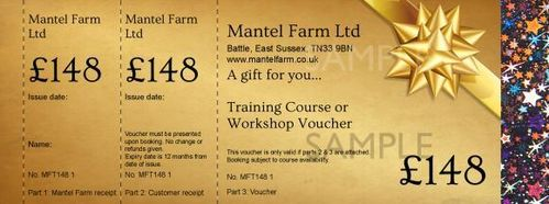 £148 Training Voucher