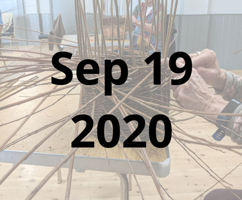 Introduction to Willowweaving with Julie Gurr - Sat 19th September 2020