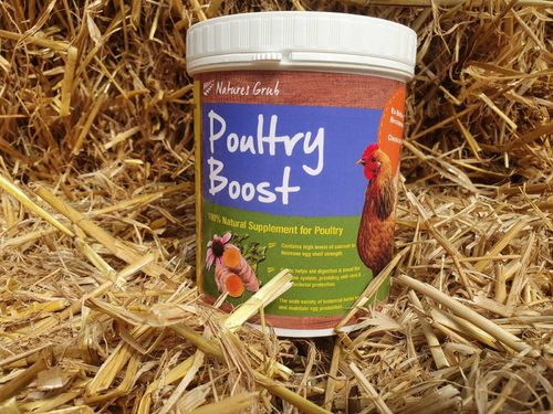Poultry Boost - a natural tonic 400g