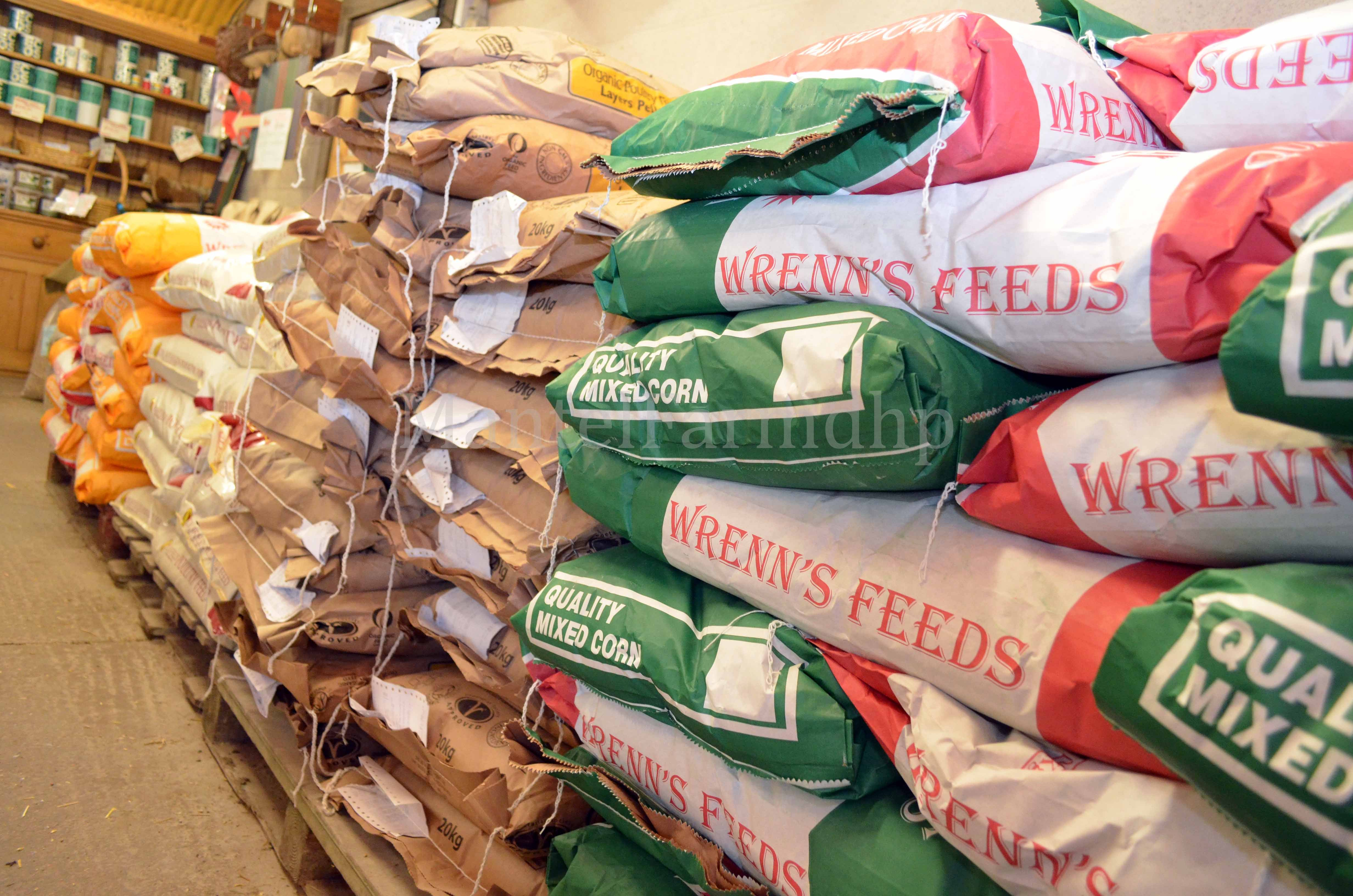 Animal Feed & Bedding