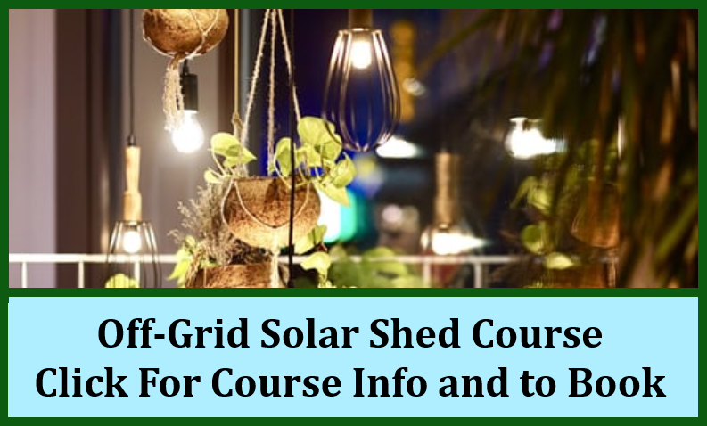 cat_Off-Grid_Solar_Shed