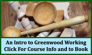 An introduction to greenwood working
