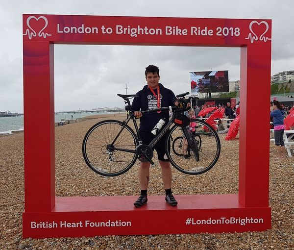 british heart foundation bike ride